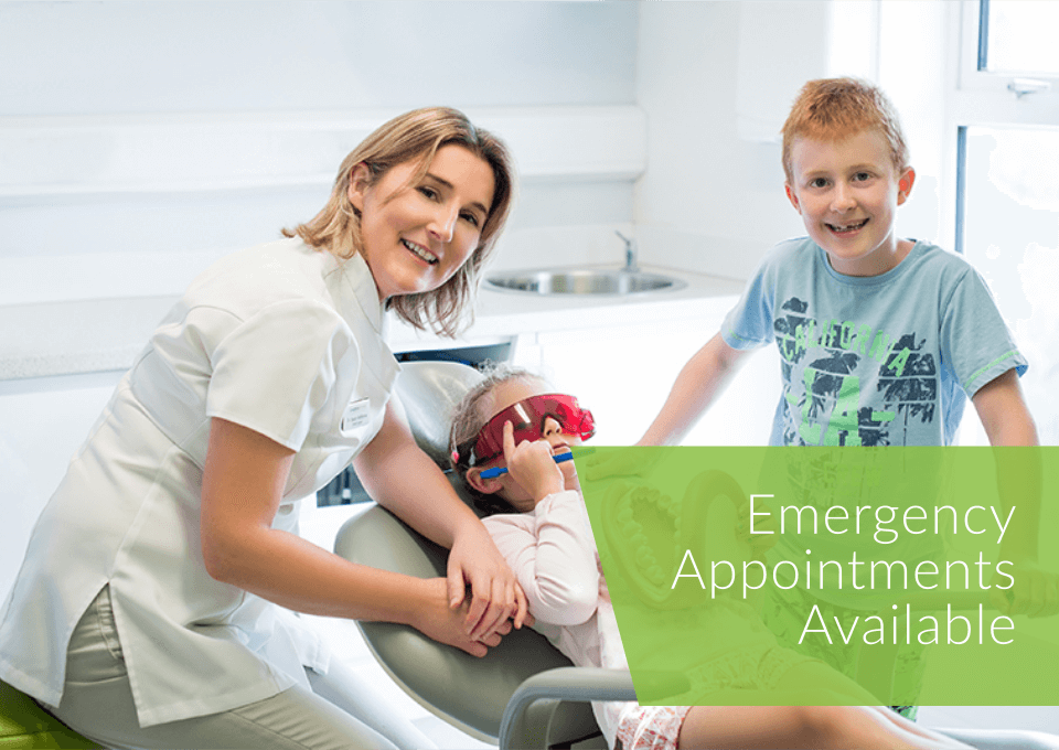 Emergency Appointments Available